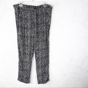 [ABS Platinum]  High Waisted Pleated Pants